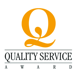 Covelle & Cohen Quality Service Award