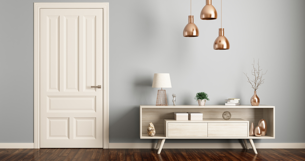 Selling your home? A fresh coat of neutral paint is crucial to help a buyer fall in love.